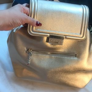 Brand New, Guess backpack in Gold color